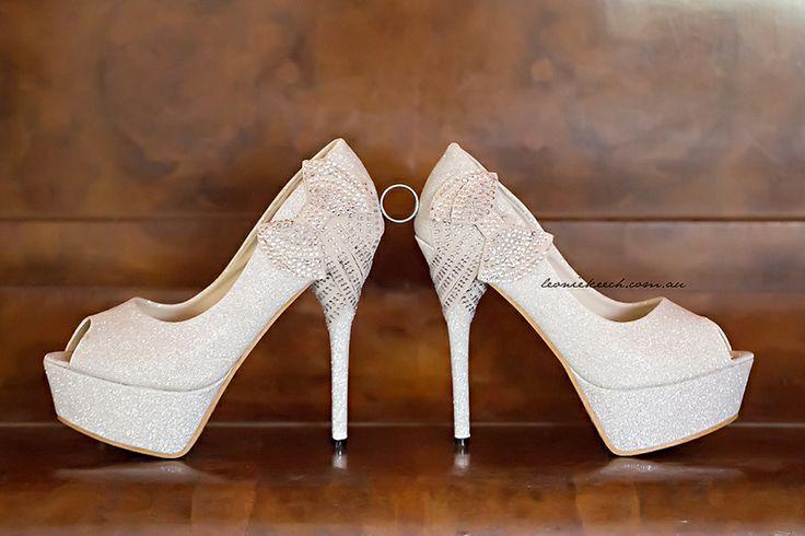Wedding > shoes > macro > rings