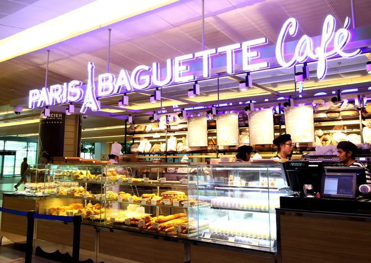 paris baguette korea - Google Search