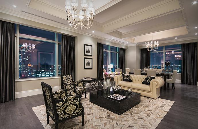 Trump tower hotel toronto donald o 39 connor amazing for Trump hotel dc decor