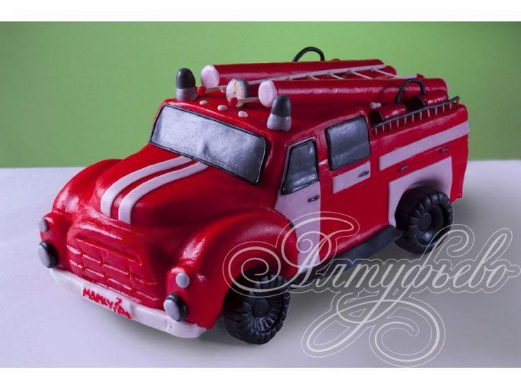 торт пожарная машина - Поиск в Google