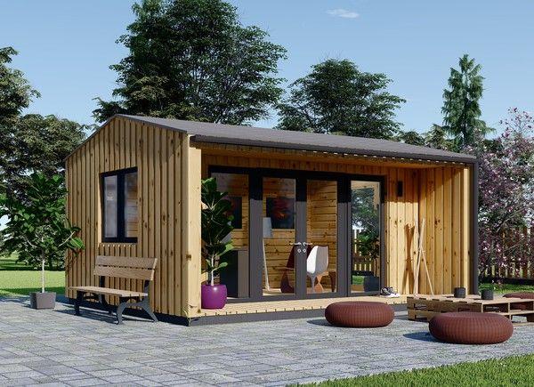 Epingle Sur Studio De Jardin