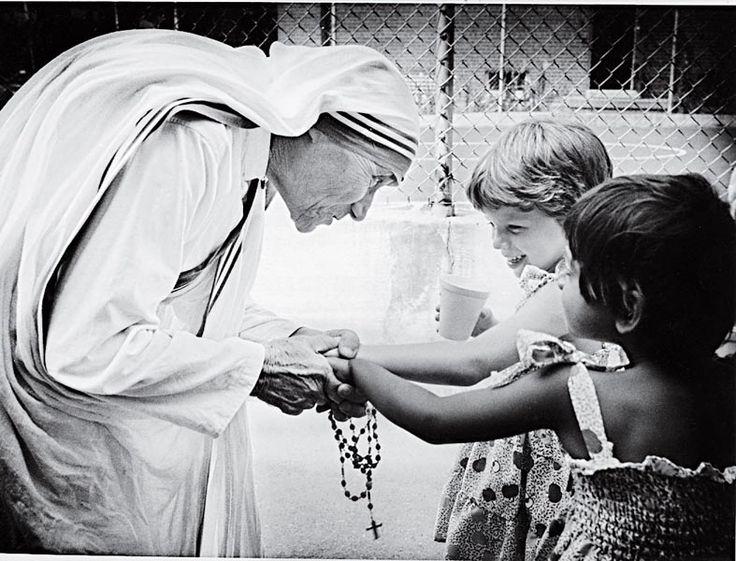 Madre Teresa e o ensinamento da alma!!!  :)