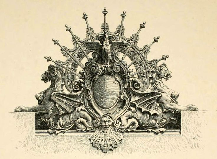 Detail of the crowning elements of the pavilions on the Esplanade des Invalides during the Exposition Universelle of 1900, Paris