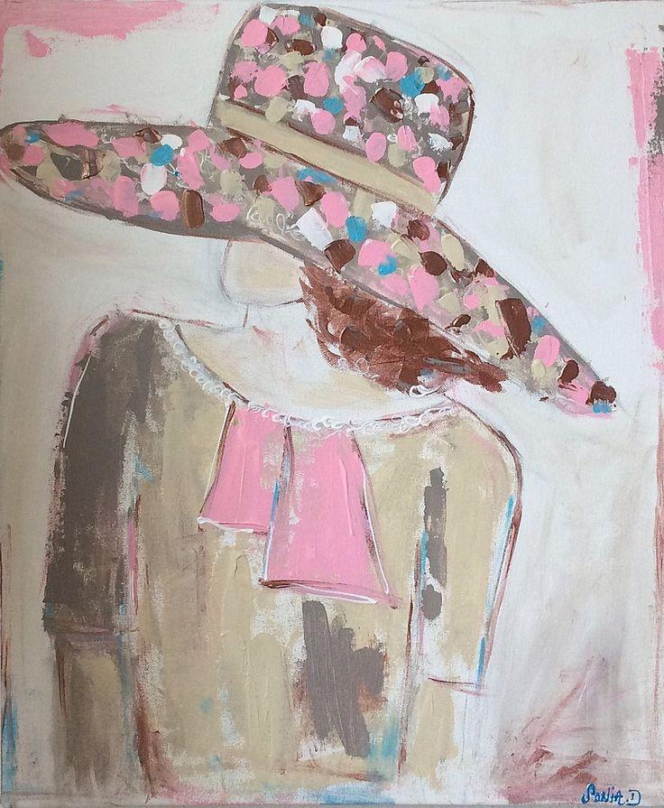 Les 25 meilleures id es de la cat gorie tableau - La mode en peinture ...
