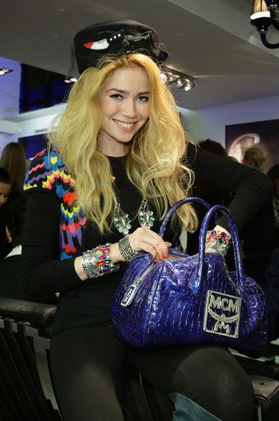 Palina Rojinski Photos: Pre-Christmas Reception At MCM Store