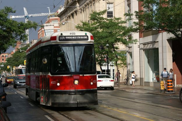 The old-fashioned streetcars. | Community Post: 40 Reasons To Move To Toronto