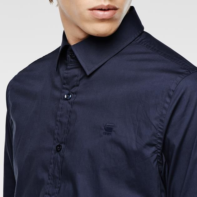 G-Star RAW | Men | Shirts | Core Shirt , Indigo