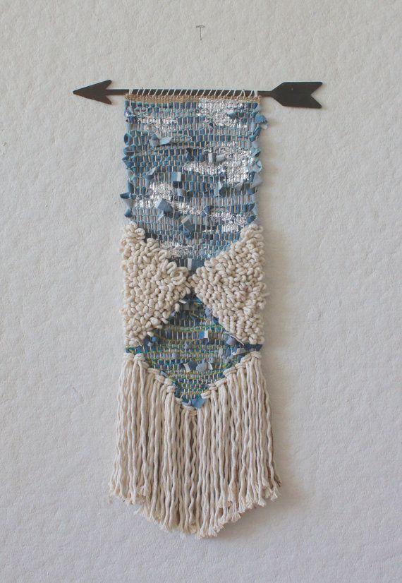 RESERVED FOR RENEE - Custom Denim Weaving