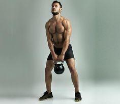 10 Kettlebell Workouts to Build Muscular Legs