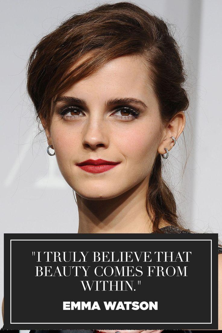 19 Emma Watson Quotes That Will Inspire You - HarpersBAZAAR.com