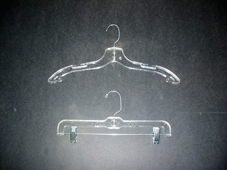 classic dress and pant hanger