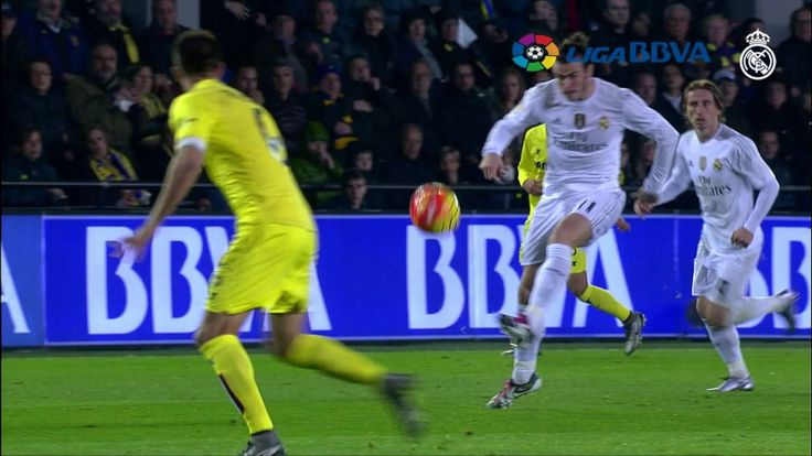 Real Madrid  Villarreal 1-0 Real Madrid (La Liga 2015/16 matchday 15)