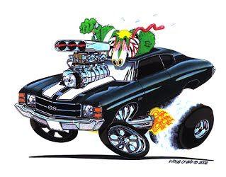 Best Chevelle Muscle Car Art Images On Pinterest Super Sport