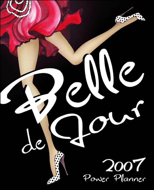 Cover Illustration by Ria Henares, 2006