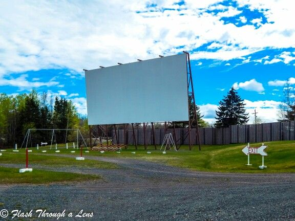 Westville drive in....Nova Scotia