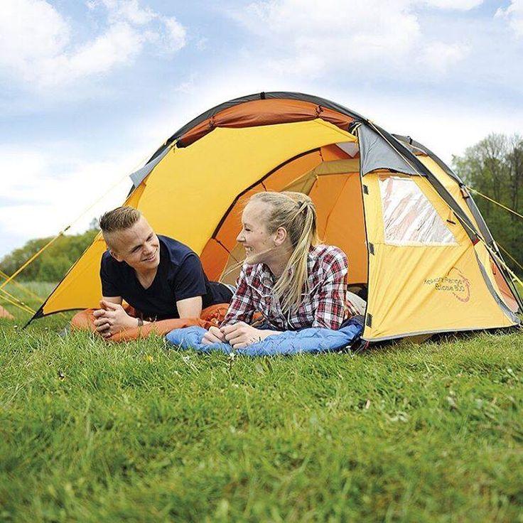 EasyCamp Spirit 300. Para quem gosta de acampar leve e bem acompanhado