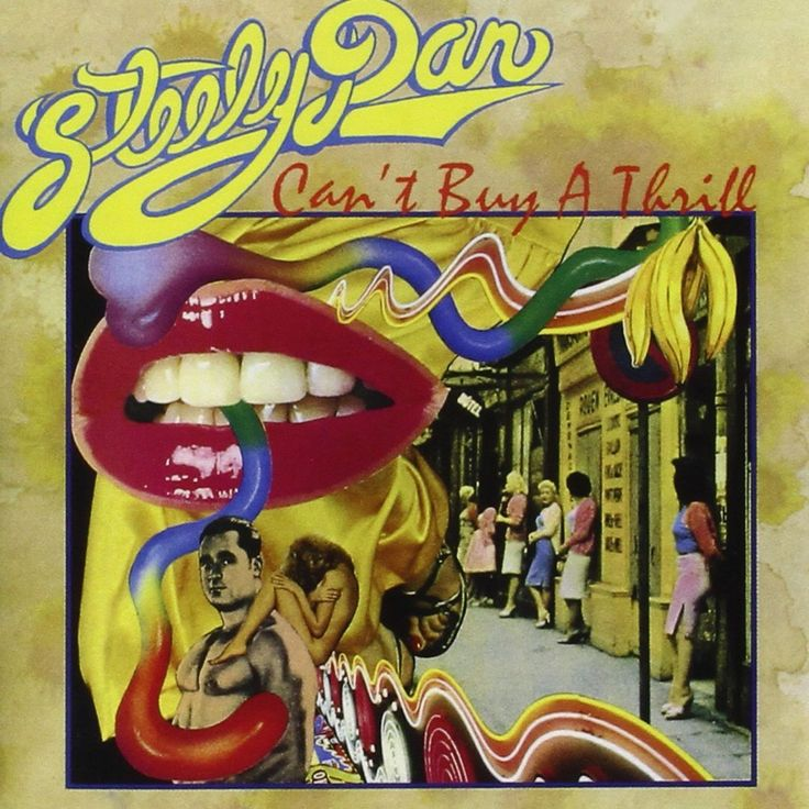 Steely Dan - Can't Buy A Thrill - CD
