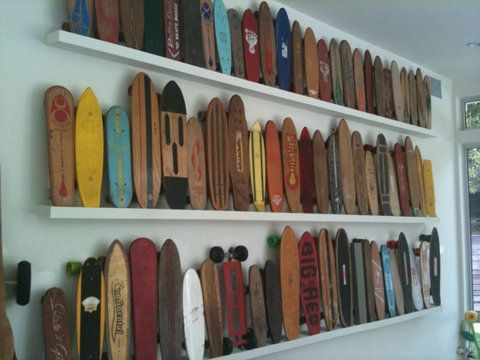 I have been trying to accumulate enough to do this in boys' room with a surfboard or two..