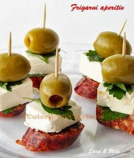 Perfect for your Pinterest: Can never go wrong with sausage! Stack sausage, herbs, cheese and olives - and make a secret plate for yourself ;o) ok, confession, I totally do that with 7 layer dip ;o)