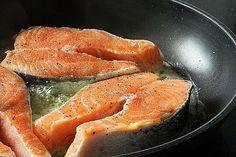 Tavada Somon Balığı Tarifi - Yemek Tarifleri