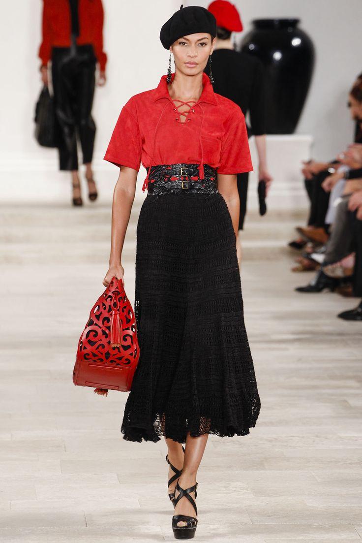 手机壳定制air jordan  flint release date   Ralph Lauren Spring   Ready to Wear Collection Photos  Vogue