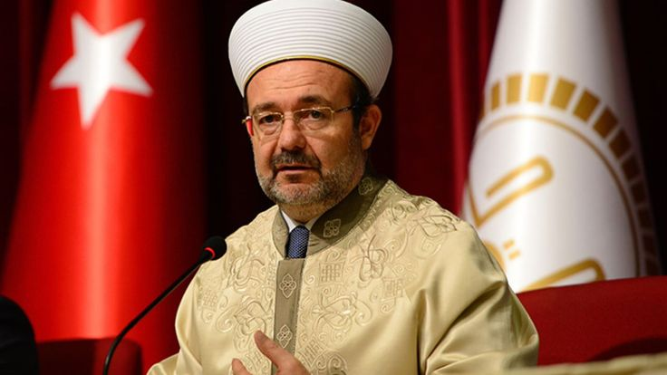 Mehmet Görmez görevden alındımı,yoksa görevi iademi etti? - http://jurnalci.com/mehmet-gormez-gorevden-alindimiyoksa-gorevi-iademi-etti-84480.html