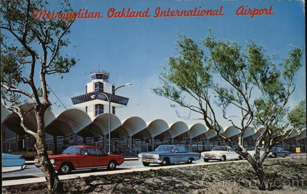 Oakland CA Metropolitan Oakland International Airport This Airport, 'Pioneer of the West', has been newly expanded, including a modern new Terminal Building and jet runway unobstructed with overwater approaches. Expansion by the Port of