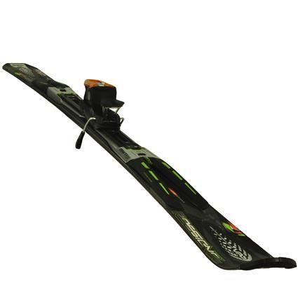 Esqui Rossignol Zenith11 Mutix + Fix Unissex - Para esquiadores avançados