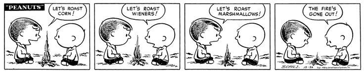 Peanuts Comic Strip, December 26, 1950 on GoComics.com