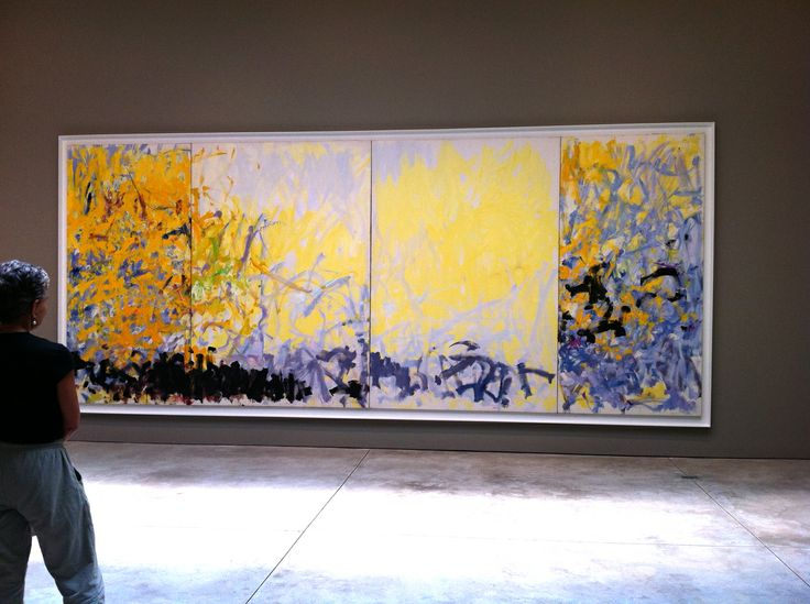 joan mitchell  Art in the Studio: The Latest NY Art Trip: Chelsea Galleries