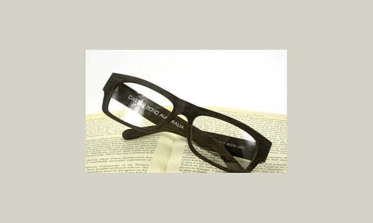 Carter Bond eyewear