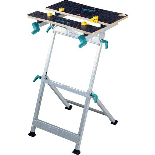 17 best images about portable workbench table on pinterest for Table wolfcraft