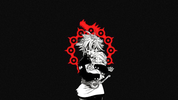 #Anime The Seven Deadly Sins Meliodas (The Seven Deadly ...