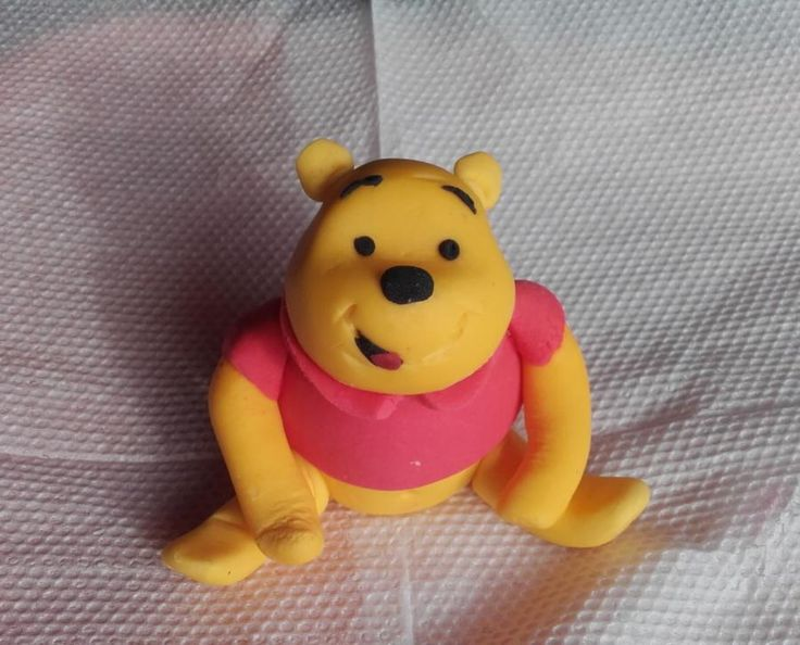 Winnie the Pooh & Piglet - Cake by ggr