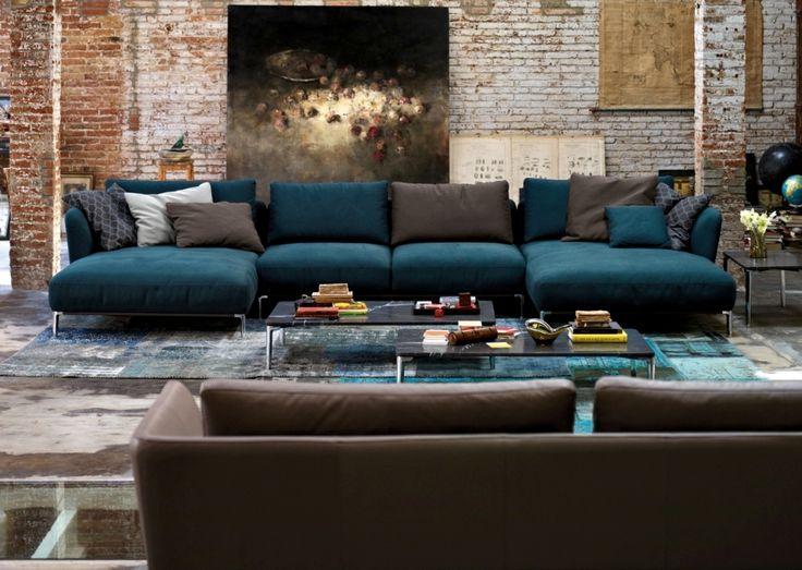 Rolf Benz Scala: Italiaans Design Met Duitse Kwaliteit En Zitcomfort. Niets  Meer Te Wensen