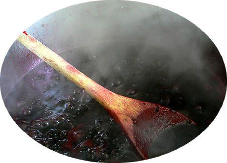 Bramenjam maken - bramenjam recept: hoe maak je bramenjam werkwijze en ingrediënten - braambessen plukken