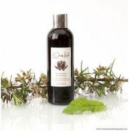 Ulei tratament pentru par 2 in 1 cu uleiuri si plante ayurveda