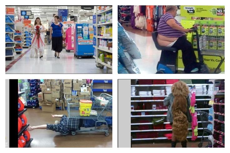 People of Walmart Videos