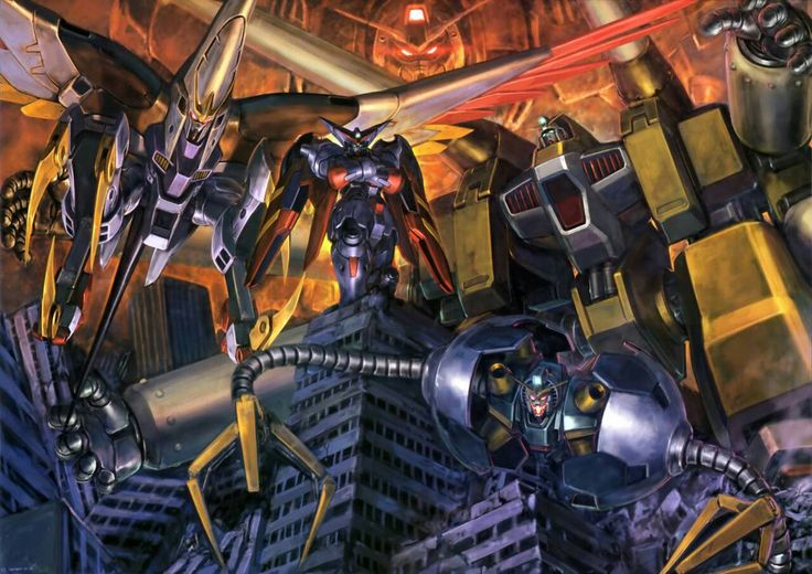 Gundam G by Blase17