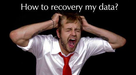 how to recover your data