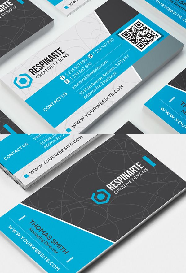 17 best images about business cards on pinterest cars flyer blue corporate business card colourmoves