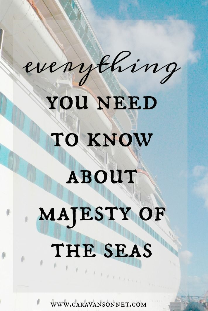 everything you need to know about the majesty of the seas
