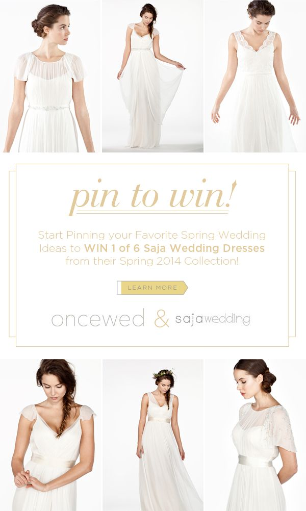 18 best images about once wed contests on pinterest for Win free wedding dress