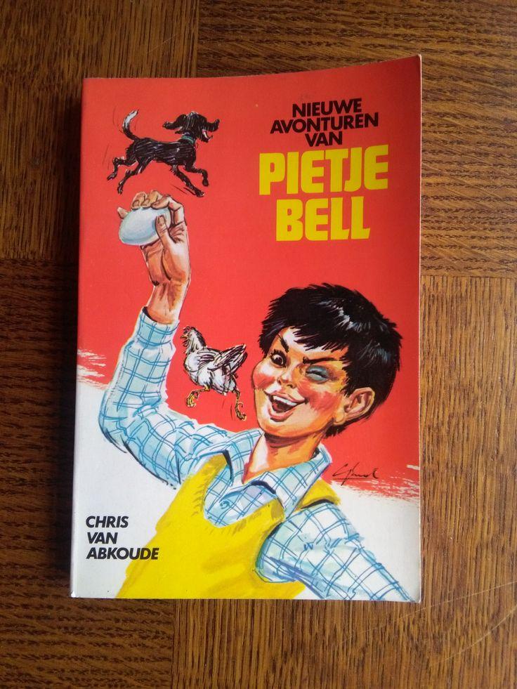 Nieuwe avonturen van Pietje Bell - Chris van Abkoude (Jeugd)