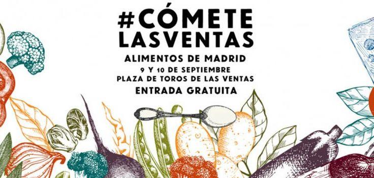 ¡Quién piensa en dietas después de las vacaciones! Olvídate de pasar hambre y disfruta de la mejor comida, de cursos, degustaciones y catas durante todo un fin de semana en un lugar único, la plaza de Toros de la Ventas de Madrid.