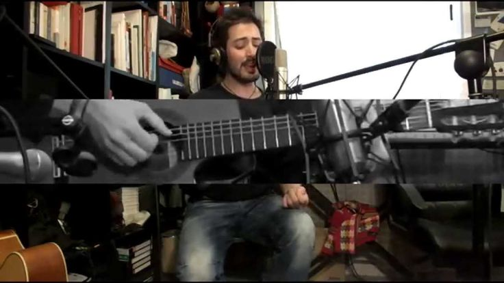 videosong flor de lis - Djavan (cover Nacho Herrera)