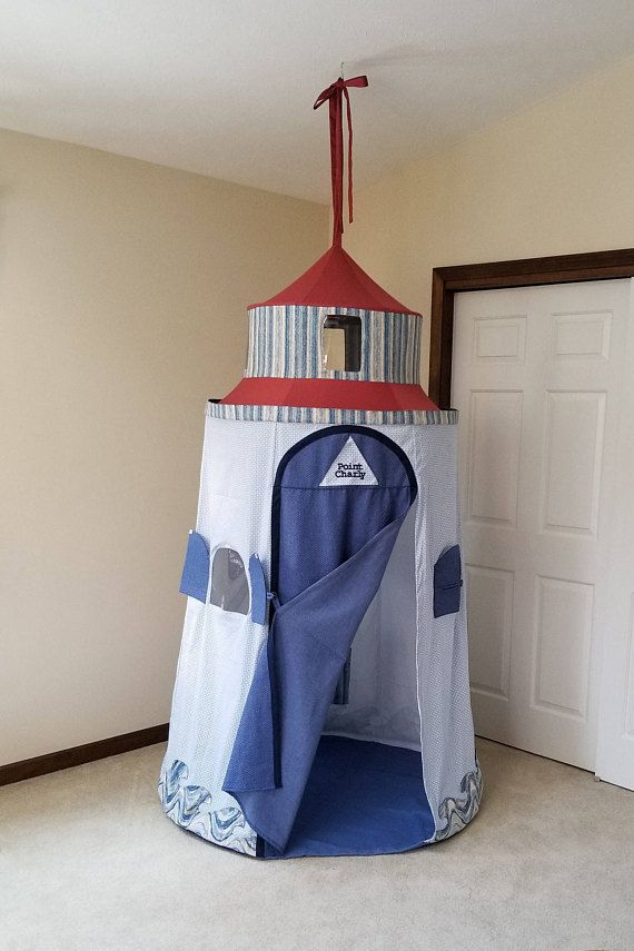 Lighthouse Lighthouse decor Lighthouse play tent Childs