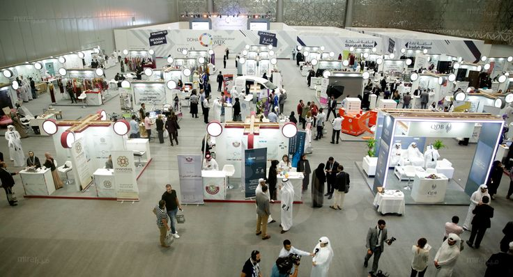 Prosperously arranged the second edition of the Global Entrepreneurship Week (GEW) and Bazaar hosted by QDB where products made by SMEs were displayed. Nearly 100 companies participated in Bazaar that was open to public.