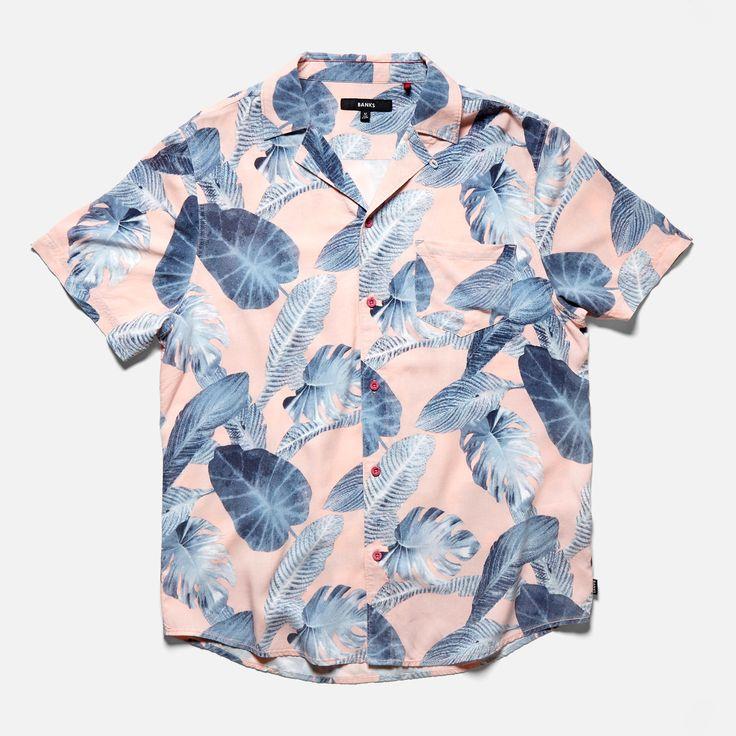 Island Flair Woven Shirt