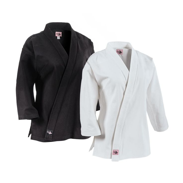 Century 8 oz Womens Middleweight Standard Length Traditional Jacket. Century 8 oz Womens Middleweight Standard Length Traditional Jacket Our women's brushed cotton separates are designed for a classic martial arts fit with a feminine update.This traditional jacket features front and back shaping seams for a feminine fit and a moisture wicking shoulder liner. Constructed of 8 oz brushed cotton, our most comfortable and soft uniform fabric. Two colors in five different sizes to choose from…